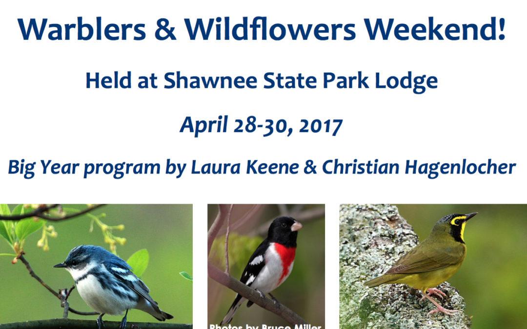 Warblers & Wildflowers Weekend