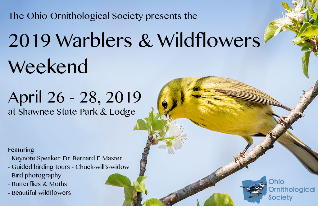 2019 WARBLERS & WILDFLOWERS WEEKEND