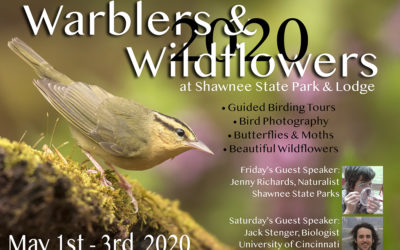 Register Now for the 2020 Warblers & Wildflowers Weekend