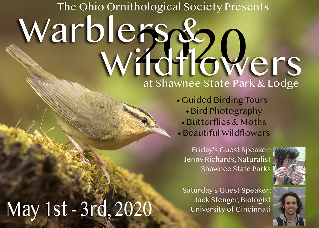 CANCELLED – 2020 Warblers & Wildflowers Weekend