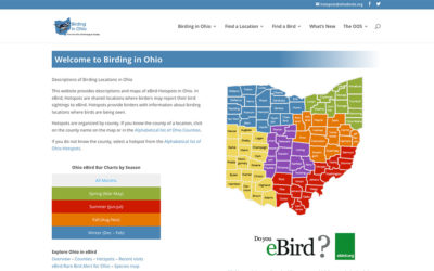 Birding in Ohio is now part of the OOS